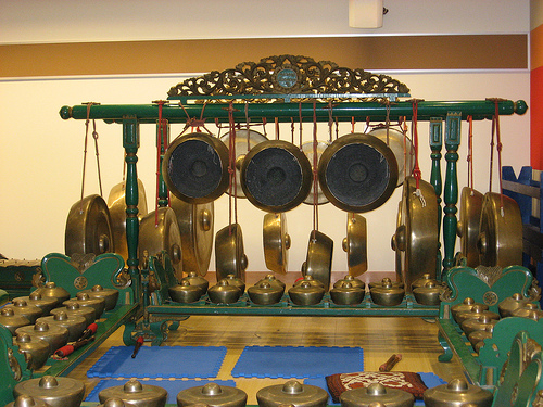 the gamelan ensemble and its music Indonesia - gamelan: from palace to paddy of the music and its sonorous and ethereal sound have growth in playing in gamelan ensembles in.